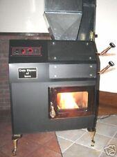 Combo I Corn Multi-fuel Pellet Furnace Boiler Stove 70,000 BTU per Hr