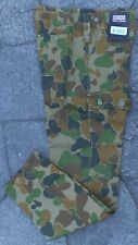"OZZIE CAMO PANTS - NEW MADE **34"" TO 50"" WAIST** CARGO PANTS CADETS ARMY COSPLAY"