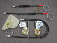 VW POLO 9N/ 9A4 HATCHBACK SALOON 2001>ON FRONT RIGHT WINDOW REGULATOR REPAIR KIT