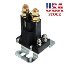 500A AMP 12V 4 Pin DC High Current Relay Contactor On/Off Car Auto Power Switch