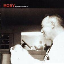 MOBY - ANIMAL RIGHTS  CD NEU