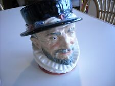 beefeaters 1946 doulton toby jug