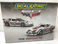 Scalextric C3368A, The Corvette, Celebrating 60 years of the Corvette