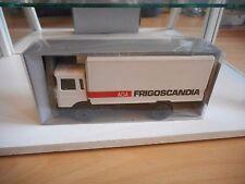 """Conrad MAN Truck """"AGA Frigoscandia"""" in White on 1:50 in Box"""