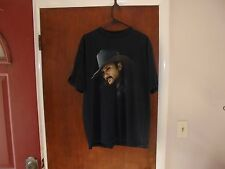 Tim McGraw : Song Title T Shirt Extra Large Size ( XL ) Black ( Older Rare )
