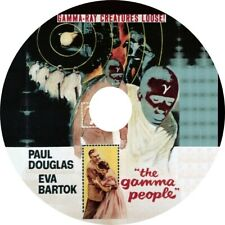 The Gamma People (1956 cult Sci-Fi Film) Mod disc only