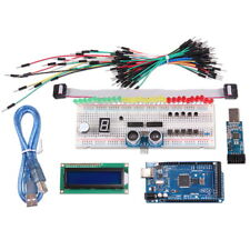 Starter Kit Mega2560 Project Arduino 1602 LCD Display Breadboard LED Resistor