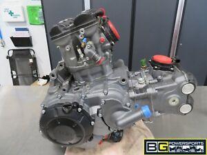 EB404 2015 15 APRILIA CAPONORD 1200 ENGINE MOTOR ASSEMBLY 7K MILES NICE SHAPE