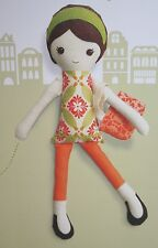 Rag Doll Toy Sewing Pattern (PN030)