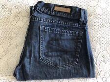 Vintage Seven 7 Dark Blue Denim Jeans Original Women Size 27