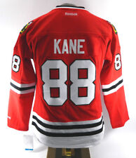 Reebok Chicago Blackhawks Patrick Kane  88 Game Red Premier Womens Jersey M b1c3d8653