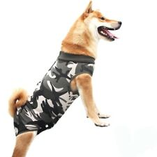 Recovery Suit Dog Puppy Medical Care Suit Clothing and After Surgery Wear A C7I3