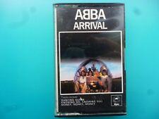 "ABBA  "" ARRIVAL ""  CASSETTE"
