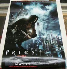 PRIEST in 3D PROMO MOVIE MINI POSTER - 2011