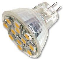 W4 9 SMD Dichroic Bulb 12V 1.2W MR11 37064