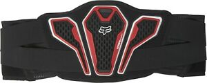 Fox Racing Titan Sport Kidney Belt Adult Red/Black MX/ATV Back Brace Support