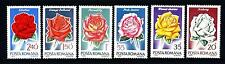 ROMANIA - 1970 - Rose nobili