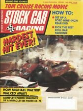 STOCK CAR RACING 1990 JULY - Winston Cup Front End,Tires,Roll Bars, Mini Stock
