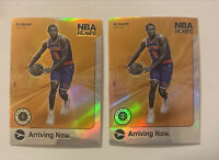 2019-20 RJ Barrett Prizm Silver Rookie RC NBA Hoops Premium 2 Cards Arriving Now