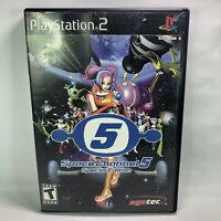 SPACE CHANNEL 5 Special Edition Sony PlayStation 2 PS2 Complete FREE SHIPPING