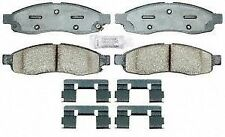 ACDelco 17D1015CH Front Ceramic Brake Pads
