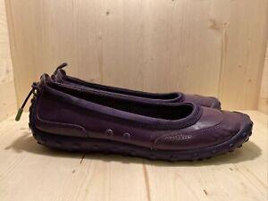 Nike Lab G-Series Purple Slip On Athletic Lace Shoes Size 10B Sku:24