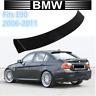 For BMW 3 Series 2006-2011 E90 ABS Black Rear Roof Window Visor Spoiler 3D JDM