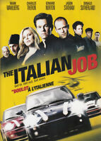THE ITALIAN JOB (MARK WAHLBERG) (WIDESCREEN) (BILINGUAL) (DVD)