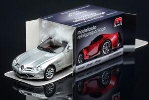 Modellauto Reinigungs Anlage 1:24 Alu Box - Momira