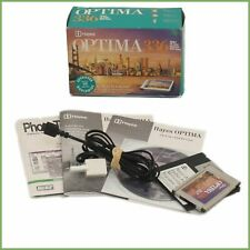 More details for hayes optima 336 v.34 & fax pc card - boxed & warranty