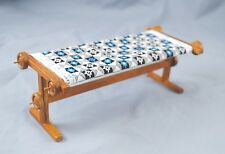 Quilting Frame Set dollhouse miniature furniture wooden T6196 1/12 scale