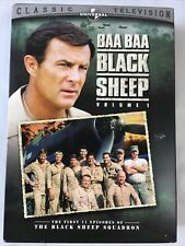 Baa Baa Black Sheep: Volume 1 - The First 11 Episodes - Two DVDs Excellent Case.