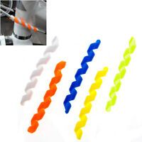 1/5x Bicycle Cycling Brake Protector Cable Housing Anti-friction Bike Line Wrap