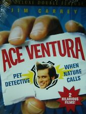 3 ACE VENTURA Features PET DETECTIVE + WHEN NATURE CALLS + The ANIMATED SERIES