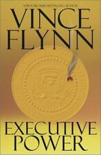 """VERY GOOD COND 1ST PRINTING"" Executive Power by Vince Flynn (2003) HARDCOVER"