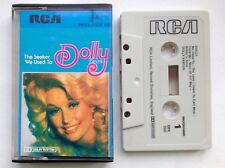"Dolly Parton ""the seeker we use to"" cassette"
