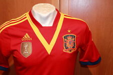 adidas Fussballtrikot Spanien Erw.