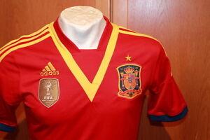 Adidas Spanien /Spain/Espana Trikot rot |  Größe S + M | Shirt/Jersey | NEU&OVP