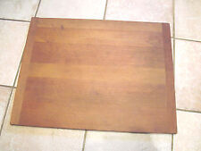 Antique noodle bread board. endpine wood =25x20=3/4 inch nice color  all good