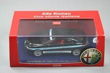 ZC995 M4 7074 Voiture miniature 1/43 Alfa Romeo GT 2000 GTS Polizia Sydney 2006
