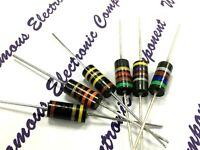 1pcs - RC42GF204J 200K 2W 5% Carbon Composition Resistor