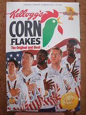 Kellogg's Corn Flakes, Collector's Box 1992 Olympic Gold Medalists
