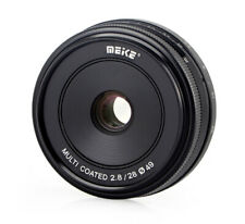 Objektiv 28mm F2.8 multicoated für Micro 4/3 APSC