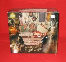 NECA 2006 TEXAS CHAINSAW MASSACRE THE BEGINNING Box Set House of Horror NEW