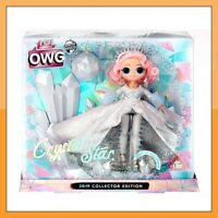 L.O.L. Surprise! O.M.G. Crystal Star Queen 2019 Doll * LOL OMG Winter Disco WOW