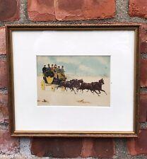 English Artist George Goodwin Kilburne Watercolor. City Of London. C1890