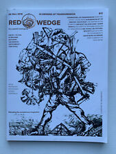 Red Wedge Magazine 6 Fall 2018 Socialist Communist Avant Garde Journal Workers