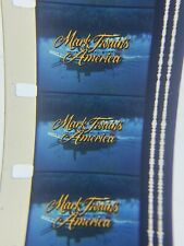 16mm LPP MARK TWAIN'S AMERICA Wright Brothers Film