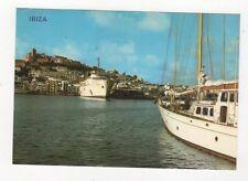 Ibiza Spain 1986 Postcard 476a