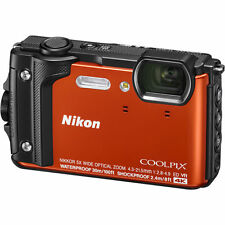 Nikon COOLPIX W300 Digital Camera (Orange) 26524